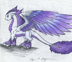 Gift Art - Serenity by WiseDragonQueen5