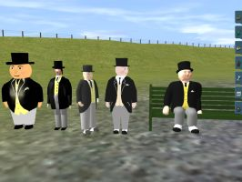 Evolution of the Controllers in Trainz by dmibus