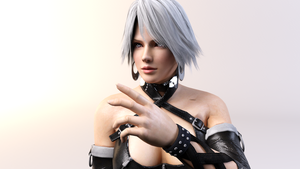 3DS Max - Christie Render 3 by SilverMoonCrystal
