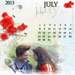 RobSten/calendar_july by ORLOVAkrap