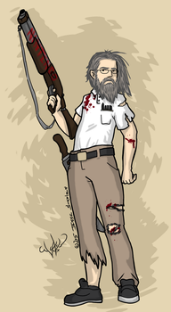 AVGN - Post Apocalyptic by Derwydd3