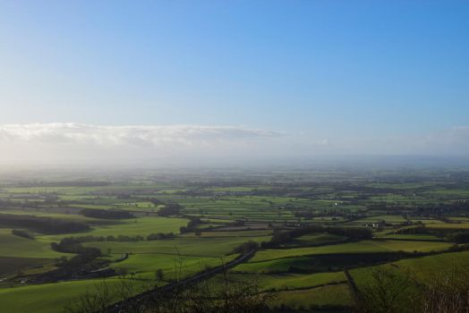 Another View from Sutton Bank by OHDFoxy