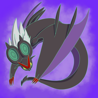 Day 3: Noivern by Marvel-ousNerd