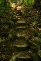 Steps Up To Kineo by RachelDS