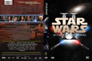 Star Wars: The Clone Wars Custom DVD Cover by SUPERMAN3D