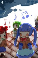 MoE_Fest: Solo Humming~ by Gus-1993