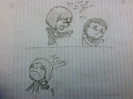 Class Doodles by Chiharu02