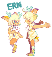 ERN - character DTA (closed) by Kyldrun