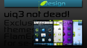 UIQ 3 NOT DEAD by FlamEmo