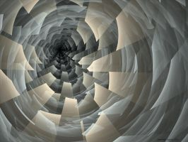 Tunnel Through Time by TropicalCreations