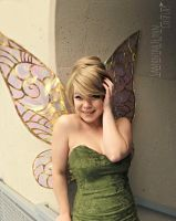 Tinkerbell by SamanthaLynnCosplay