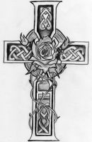 Celtic Cross by Nikki001