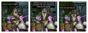 WoW - Language Barrier by dedded