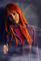 Ginny Weasley Harry Potter by LauzLanille