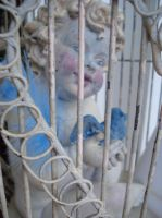 Caged Angel by blondefox7