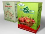 Apple juice package design proposal by Vizfx