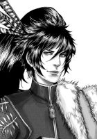 BASARA anthology preview by rondeau