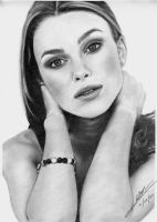 Keira Knightley by olgy