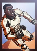 3 of 9 - Finn by JoeHoganArt