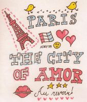 Amateur Paris by artemiscrow