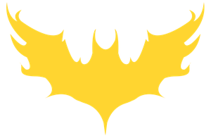 Batgirl Logo Flamebird by MachSabre