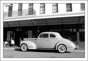 1941 Packard Special Coupe by NitzkaPhotography