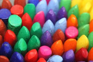 Colourful Crayons by Living-Life-Loud