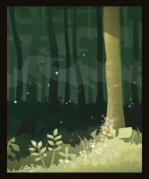 forest by soonumb