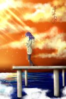 I miss you, guys. [Nagi No Asukara] by NicoleIsCrazy