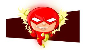 Lil Flash by huskertim27