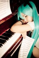 Hatsune Miku - The World is Mine Ver. by alainbrian
