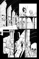 Dr. Who Issue 5 pg. 8 by kentarcher