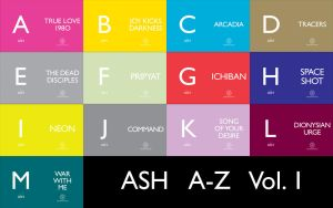 Ash A-Z Vol. 1 Wallpapers by Dingleberry88