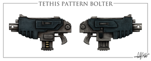 Tethis Pattern Bolter by Tekka-Croe