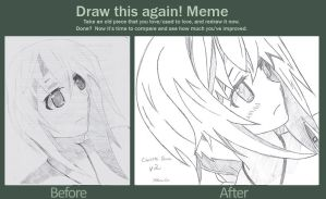 Meme: Before and After by AMVrandomzz
