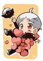 AT: Sugawara Koushi by The-PuddingKing