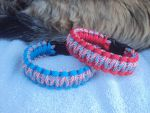 American Survival Bracelets by FiretrontheHedgehog