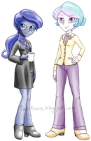Principals of Equestria by TariToons