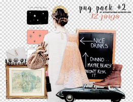 Png Pack #2 // 12 Pngs by intoxicatedvogue