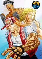 fatal fury by MastaGnome
