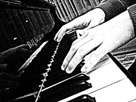 Piano Hands by Azimov-TRG