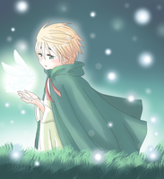 APH - Destined to be in solitude by Mi-chan4649