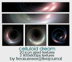 Celluloid Dream by treasuresex