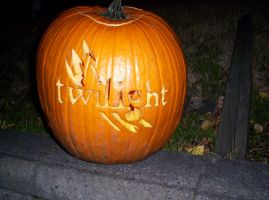 TWILIGHT PUMPKIN by SamiEfron14