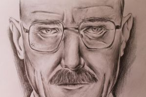 Walter White by BrothersArtwork