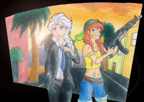 Grand Theft Arendelle 5 by Mion-93