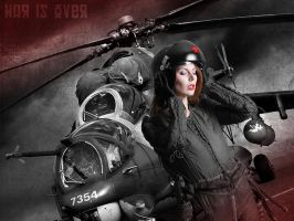 War is Over_wp by Vilk42