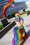 Otakon 2015 - Belly Dasher(PS) 04 by VideoGameStupid
