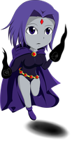Raven c: by xxPaperMoon