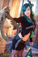 Thresh: League of Legends - Anime North 2013 by X110291